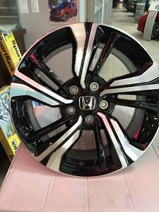 "BRAND NEW 17"" HONDA FACTORY ALLOYS"