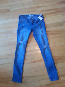 3 Pairs of Hollister Jeans NWT