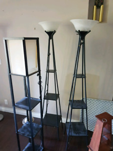 Beautiful lamps Need them sold today