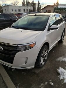 2014 Ford Edge Sport AWD- $28000
