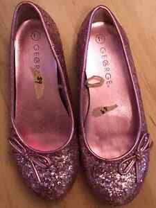 Girls Shoes (Size 2-3) Edmonton Edmonton Area image 2