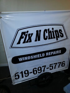FIX  N  CHIPS  Windshield Repair