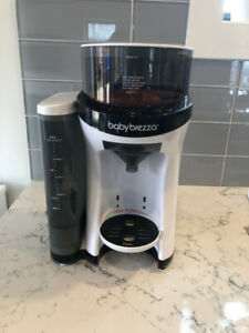 Baby Brezza Formula Pro - VG Condition, Barely Used
