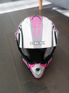 Casque ckx motocross