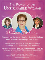 Early Bird Reg.Extended - The Power of an Unstoppable Woman