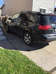 2007 Acura MDX     For sale, safetied