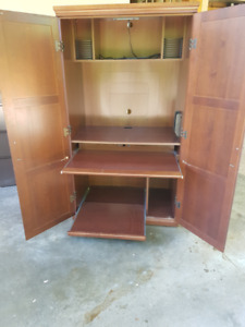 Computer Cabinet/Armoire