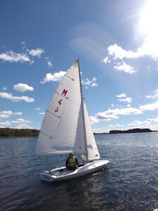 Sailboat – M Scow - M-16 – Ready to go!
