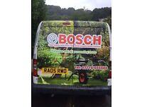 BOSCH GARDENING SERVICES - South Devon