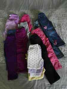 $10 for 15 girl's (4T) pants London Ontario image 1
