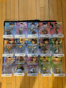 Amiibo sale/trade updated March 11/17