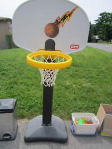 Kid's Basketball hoop