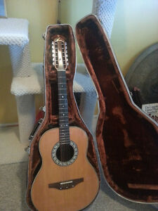 Ovation 12 string pacemaker 1615