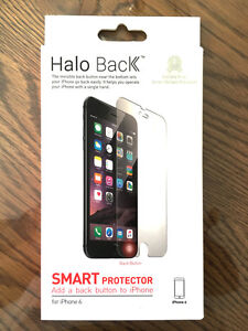 Halo Back iPhone 6 Screen Protector