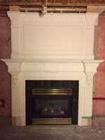 Beautiful Georgian Gas Fireplace For Your Home