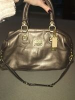 Authentic Coach Madison Leather bag brand new