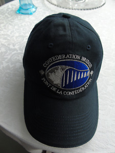 CONFEDERATION BRIDGE BASEBALL HAT,ONE SIZE FITS ALL