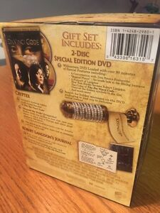 The Da Vinci Code box gift set Kitchener / Waterloo Kitchener Area image 2