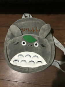 Totoro Back Pack Bag