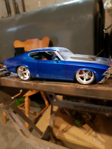 Chevrolet Chevelle Ss & Trans Am diecast car models