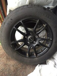 Alloy wheels for Ford Focus