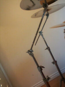 2 boom style cymbal stands for $120