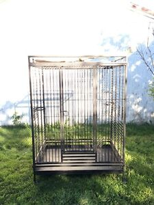 ***REDUCED MORE*** $200.00 Extra Large parrot cage