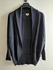 WILFRED Diderot Navy Sweater