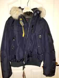 Parajumpers Gobi Men's Bomber in Navy