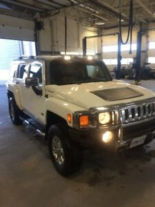 HUMMER H3 2006, looking for avalanche