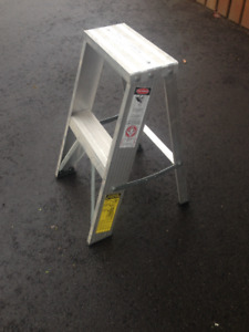 2 Feet Tall Step Ladder For Sale -- BRAND NEW (LOW PRICE)