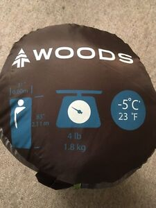 -5C sleeping bag