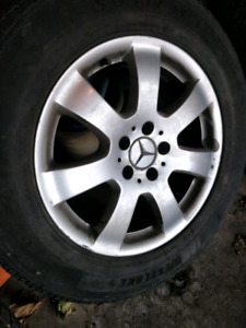 Mercedes Rims - from 2006 ML 350 (GREAT SHAPE!)