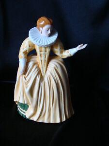 Franklin Porcelain Figure Katherine