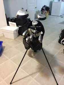 ladies golf set and bag (price negotiable)
