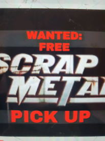 Free scrap metal collection, cables, copper, brass best prices