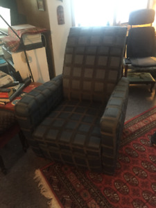 Cozy Recliner Lounge Chair