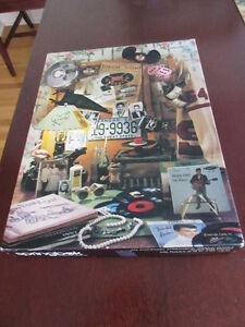 VintageSpringbok 500 piece puzzle  Fan-Tabulous Fifties Memories