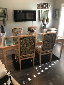 ART SHOPPE ITALIAN DINING SET