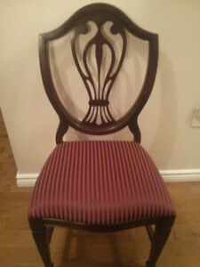 Looking for 2 Gibbard Side Chairs