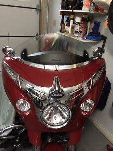 2016 INDIAN CHIEFTAIN - 7 Year Warranty