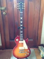 2008 Gibson Les Paul 1960's tribute.