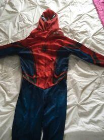 3 boys superhero costumes