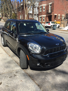 2012 MINI Countryman ALL4 S - 24500KM