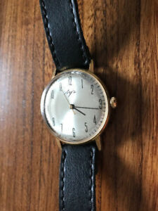 Luch vintage mechanical watch