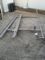 Rack a echelle Aluminium adanac