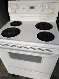 THE WHIRLPOOL STOVE
