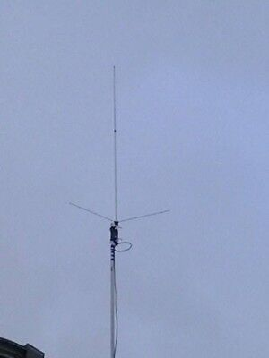 GP462 GMRS  Fiberglass commercial grade base/ repeater Antenna  8.5 Db. 200 watt for sale  Shipping to Canada