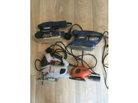 Power tools all working £20 the lot