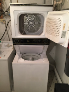 GIBSON washer-dryer set